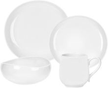 Portmeirion - Ambiance Pearl, 4 Piece Place Setting