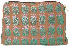 Ferm Living - Salon Håndtaske, Pineapple