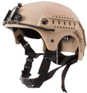 Navy Seals - Matrix IBH hjelm - Desert Tan