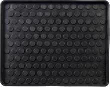 Tica Copenhagen - Dot Skohylde 48x38cm, Sort