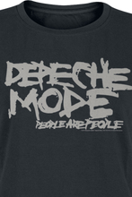 Depeche Mode - People Are People -T-skjorte - svart
