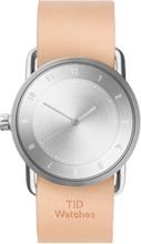 TID Watches - TID No.2 Armbåndsur 36mm, Natural Læderrem