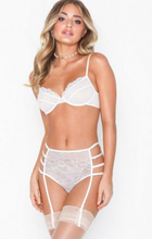 NLY Lingerie Lace Caged Highwaist