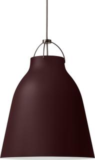 Fritz Hansen - Caravaggio Loftslampe P3, Dark Sienna