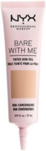 NYX Professional Makeup Bare With Me Tinted Skin Veil Natural Soft Beige