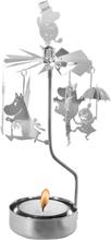 Pluto - Englespill Mummifamilien, Sølv