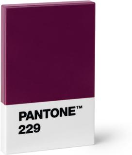 PANTONE Living - Pantone Living Kortholder, Aubergine