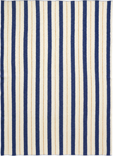 Ferm Living KIDS - Pinstripe Plaid, Blå