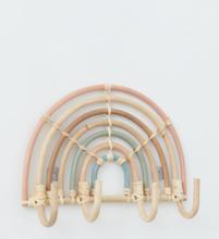 H & M - Regnbueformet knaggrekke - Hvit