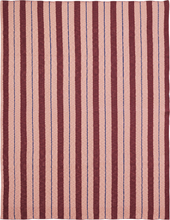 Ferm Living KIDS - Pinstripe Plaid, Rosa
