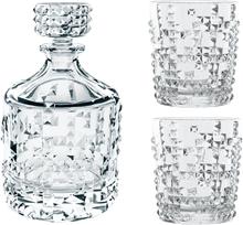 Nachtmann - Punk Sæt Karaffel Og 2 Whiskyglas