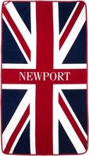 Newport - Union Jack Badehåndklæde 180x100 cm
