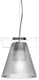 Kartell - Light-Air Loftslampe, Crystal