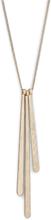 Pilgrim - Linea Halskæde 40cm, Guld