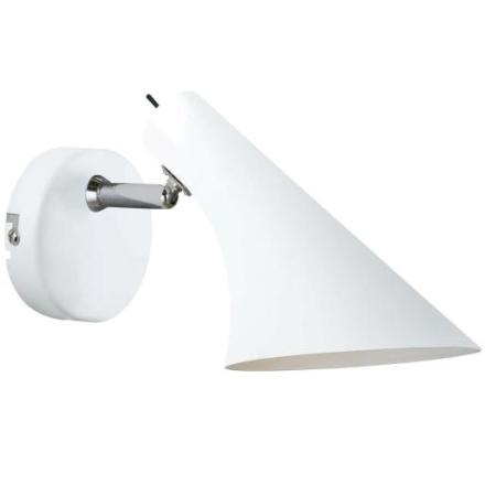Nordlux Vanila Vegglampe, Hvit