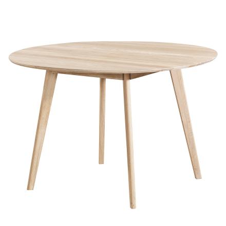 Select21 - Nordik Spisebord, Whitewash Eik