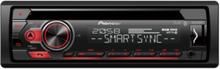 DEH S310BT - Bilradio - Svart