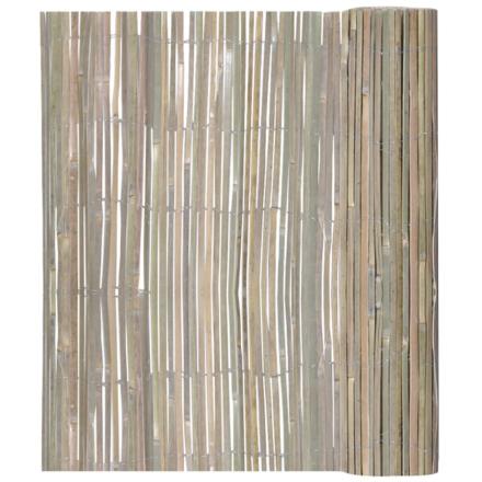 vidaXL bambushegn 150 x 400 cm