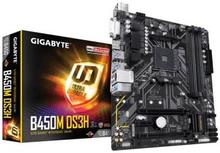 Gigabyte B450M DS3H mATX