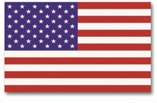 Flagg, USA - 90x150cm
