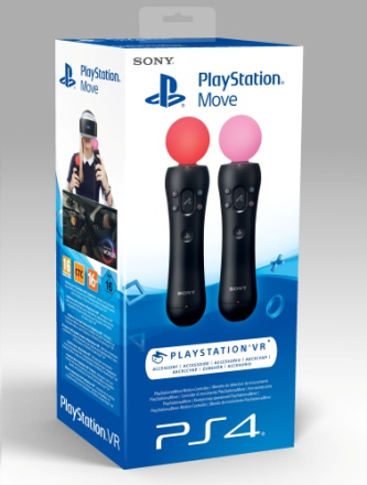 Playstation Move Double Pack