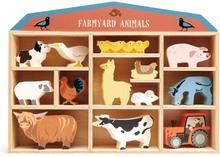 Trädjur bondgård (Djur: åsna)