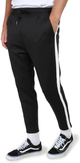 Just Junkies Main Tux pants Black/Off White
