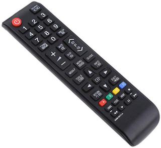 Universell fjärrkontroll ersätter Samsung HDTV LED Svart