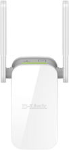 D-Link DAP-1610 Dual Band Wifi Range Extender - Hvit