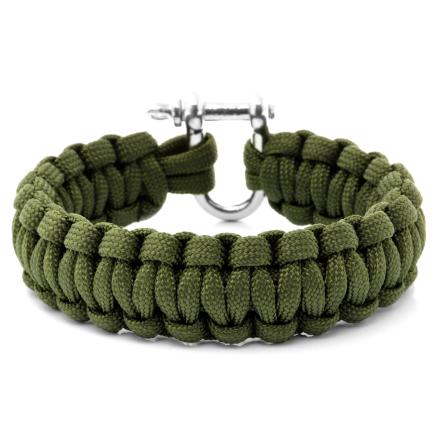 Army Paracord Armbånd