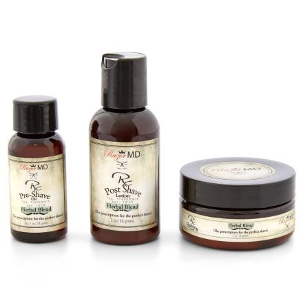 Herbal Blend Rx Rejsetrio