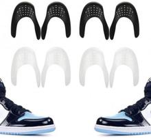 Skydd Mot Skoveck / Gångveck På Sneakers - Vit Vit One Size