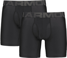 Under Armour M Tech 6in 2p Treenivaatteet BLACK/BLACK