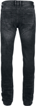 Shine Original - Woody - Slim -Jeans - grå