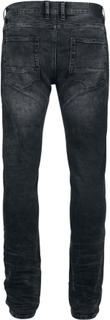 Shine Original - Woody - Slim -Jeans - grå