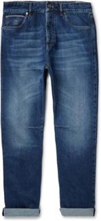 Brunello Cucinelli - Selvedge Denim Jeans - Blue - S,Brunello Cucinelli - Selvedge Denim Jeans - Blue - XXXL,Brunello Cucinelli - Selvedge Denim Jeans - Blue - M,Brunello Cucinelli - Selvedge Denim Jeans - Blue - L,Brunello Cucinelli - Selvedge Denim Jean