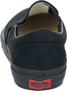 Vans - Classic Slip On -Sneakers - svart-svart