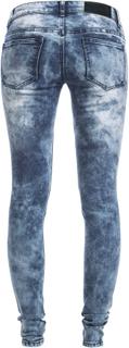 Forplay - Bikerbukser -Jeans - blå