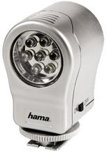 "LED Videolamp ""Magnum DigiLight"" op AAA-batterijen."