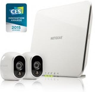 Netgear Arlo VMS3230 Basstation med 2st kameror