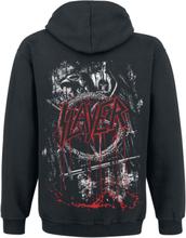 Slayer - Drippin Eagle -Hettejakke - svart