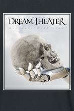 Dream Theater - Distance Over Time Album Cover -T-skjorte - svart