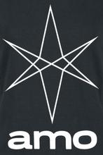 Bring Me The Horizon - Hexagram Amo -T-skjorte - svart