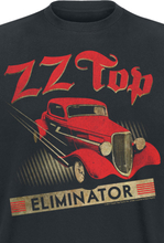 ZZ Top - Eliminator -T-skjorte - svart