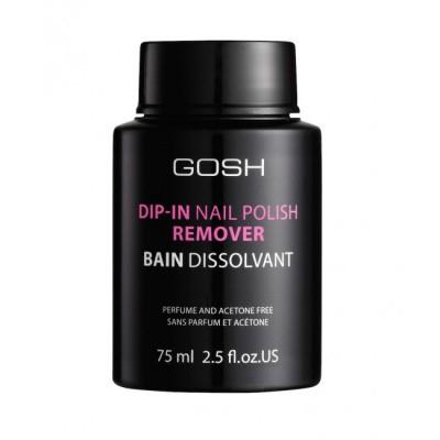 GOSH Dip-In Nail Polish Remover 75 ml