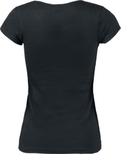 Star Wars - Yoda Cool -T-skjorte - svart