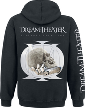 Dream Theater - Distance Over Time -Hettejakke - svart
