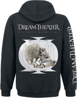 Dream Theater - Distance Over Time -Hettejakke - svart