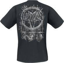 Slayer - Dripping Eagle -T-skjorte - svart