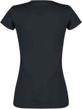 Harry Potter - Expecto Patronum -T-skjorte - svart